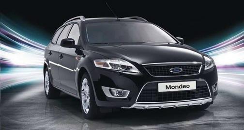 Ford Mondeo Estate Sport