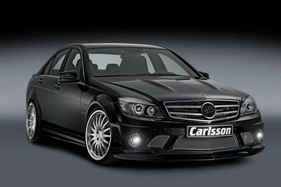 Mercedes CK63 S Carlsson