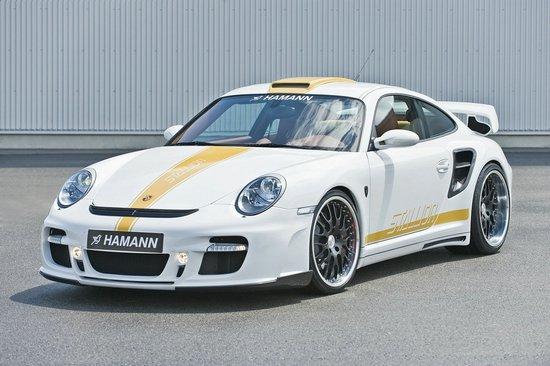 Hamann Porsche 911 Turbo
