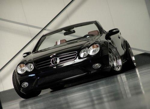 Mercedes SL Maxx
