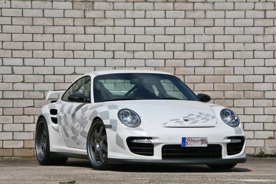 Porsche 911 GT2 Wimmer RS