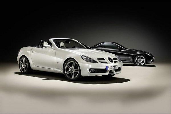 Mercedes SLK 2LOOK