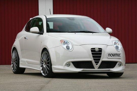 Alfa Romeo MiTo Novitec Rosso