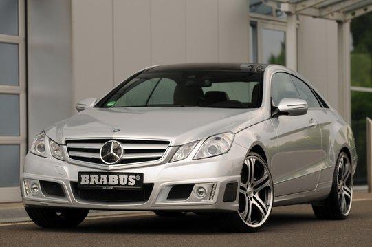 Mercedes E Coupe Brabus