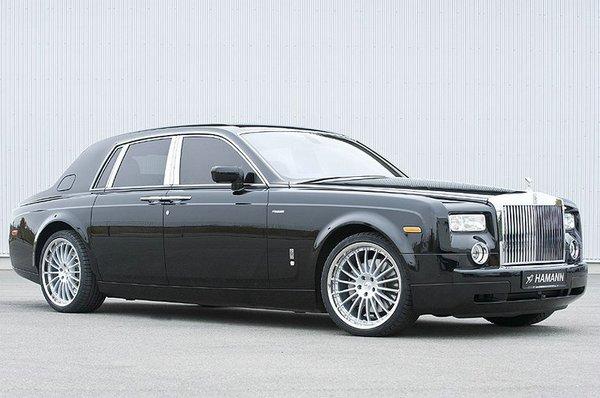 Rolls Royce Hamann Tuning