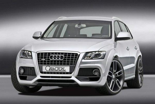 Audi Q5 Caractere Tuning