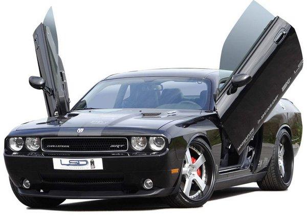 Dodge Challenger KW Tuning