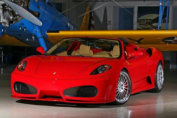 Ferrari F430 Spider Inden Design