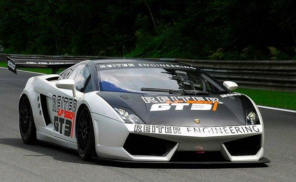 Lamborghini Gallardo LP560 GT3 Reiter