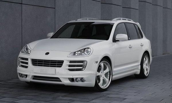 Porsche Cayenne Diesel Techart Tuning