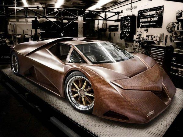 Splinter Super Samochód