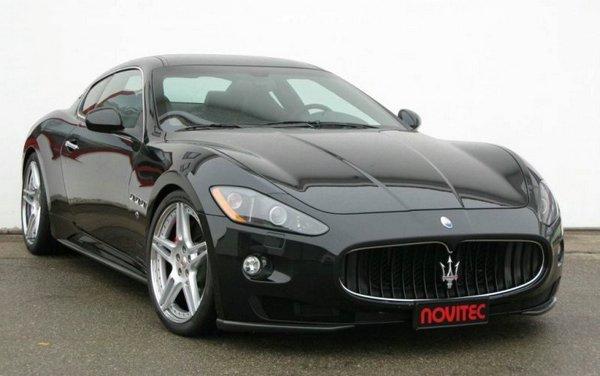 Maserati Gran Turismo S Novitec