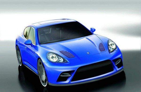 Porsche Panamera 9ff