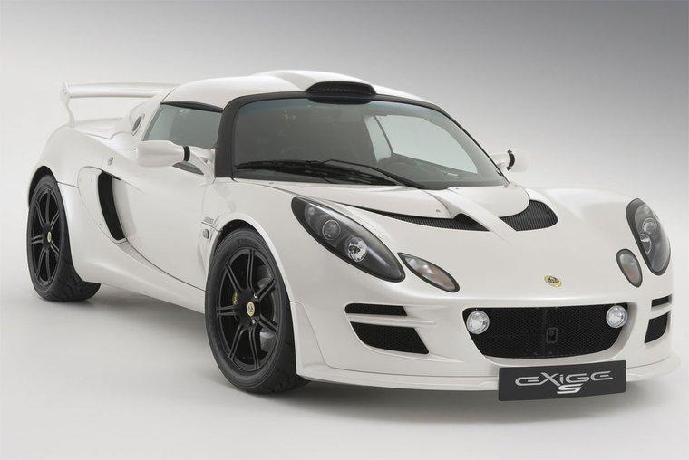 Lotus Exige S240