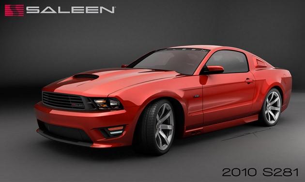 Saleen S281 Mustang