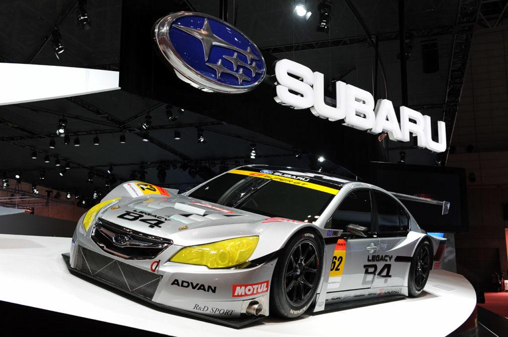 Subaru Legacy B4 GT300
