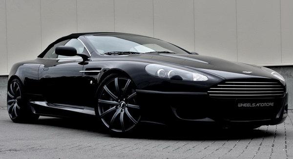 Aston Martin DB9 Volante Wheelsandmore
