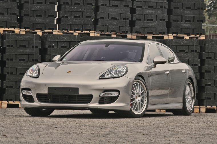 Porsche Panamera Mcchip