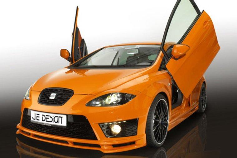 Seat Leon FR JE Design
