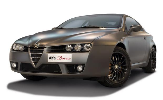 Alfa Romeo Brera Italia Independent