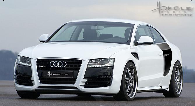 Audi A5 Hofele Tuning