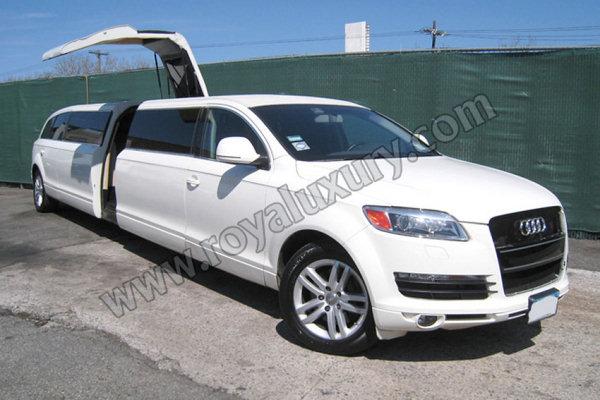 Audi Q7 Od Royal Luxury Auto