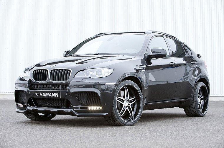 Bmw X6m Hamann Auto Blog Pl
