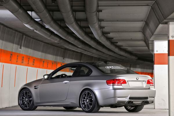 BMW M3 E92 według APP Europe