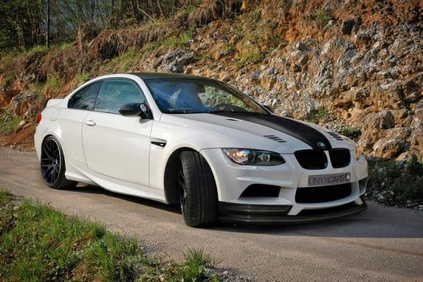 BMW M3 E92 Onyx Concept