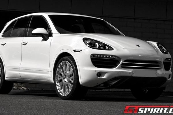 Porsche cayenne super sport od project kahn auto blog - Super sayenne ...