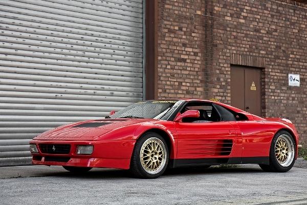 Ferrari Enzo M3 Prototype