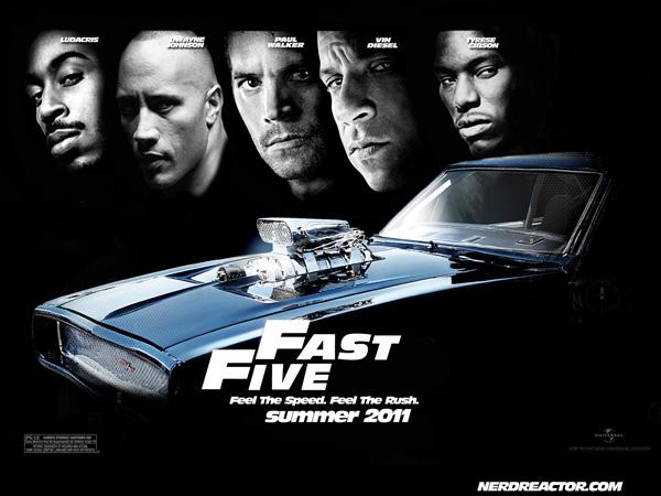 Szybcy i Wściekli 5: Fast Five zwiastun